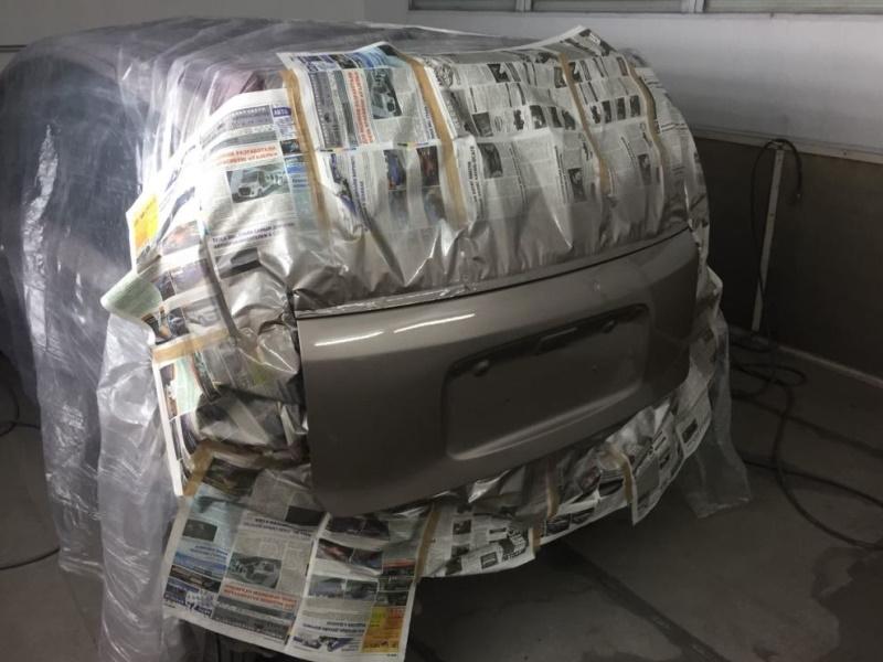Покраска авто в Краснодаре